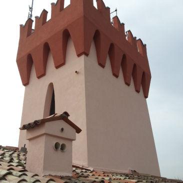 Restauro Conservativo Torre